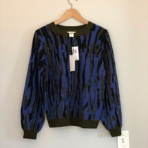 NWT For the Republic sweater SMALL!